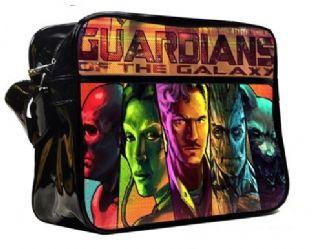 Guardians Of The Galaxy Shoulder Bag